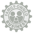 Family-Owned Business Logo